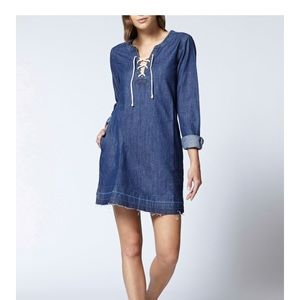 🆕 Denim Shift Dress